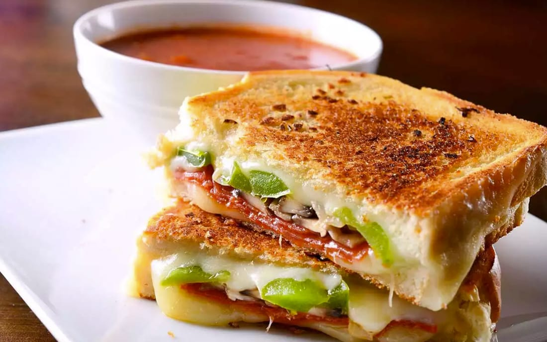 Gourmet Grilled Cheese Recipes