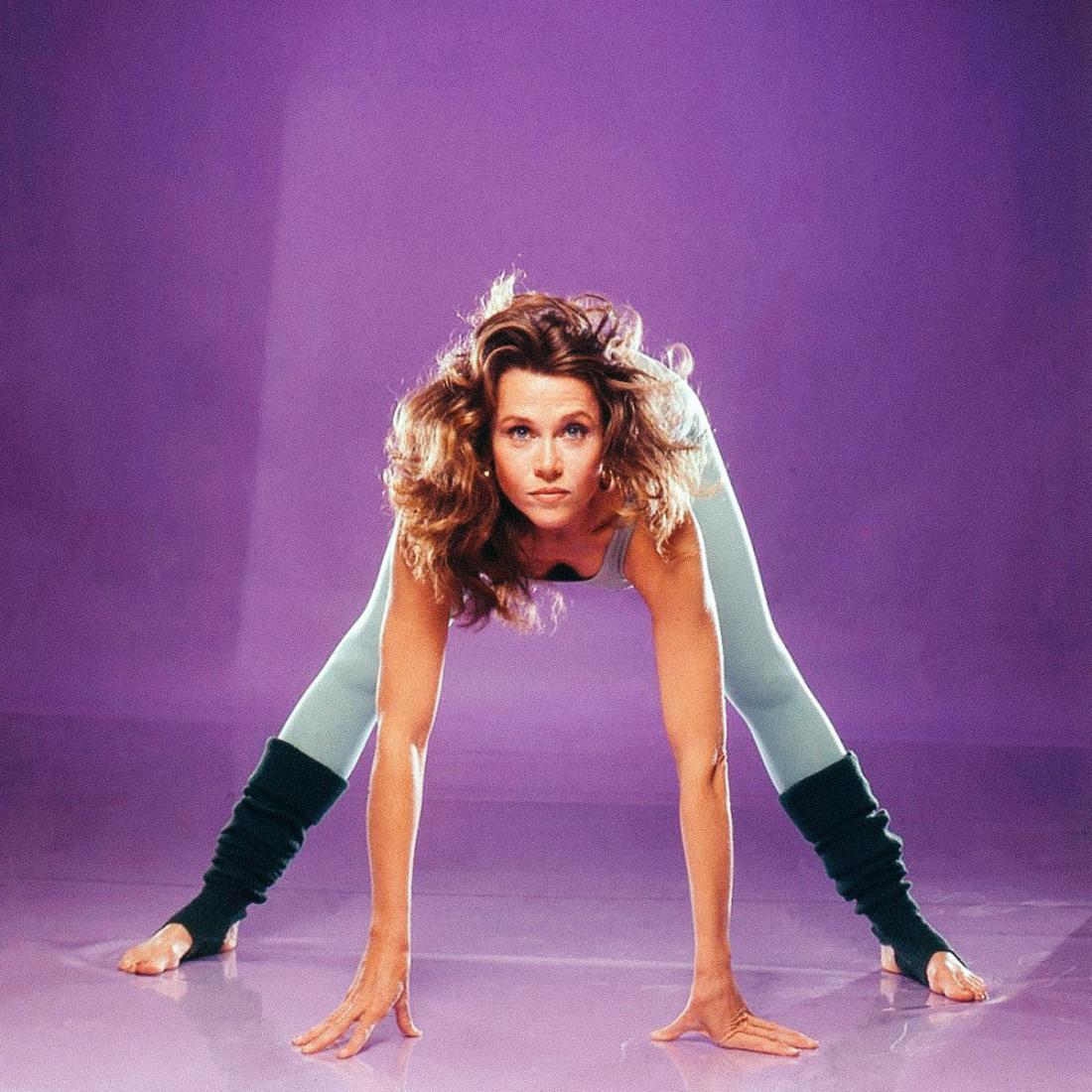 top fitness celebrities of the 1990s longevity. Black Bedroom Furniture Sets. Home Design Ideas