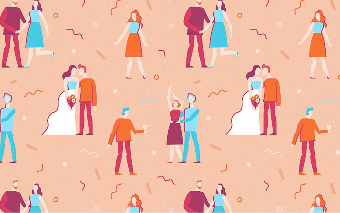 Best Friends Shocking Wedding Tradition
