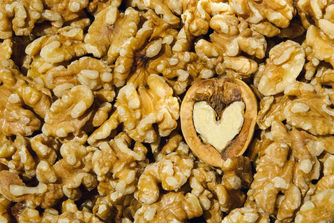 Walnuts--Good for the Heart
