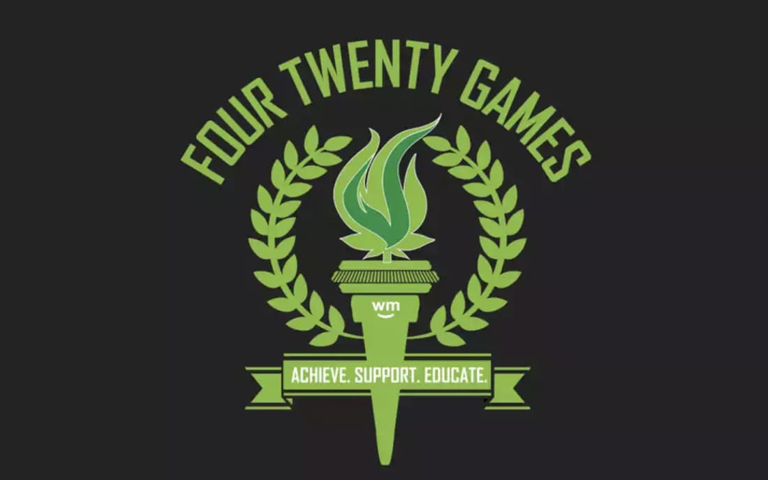 The Four-Twenty Games... Yep, They're Real
