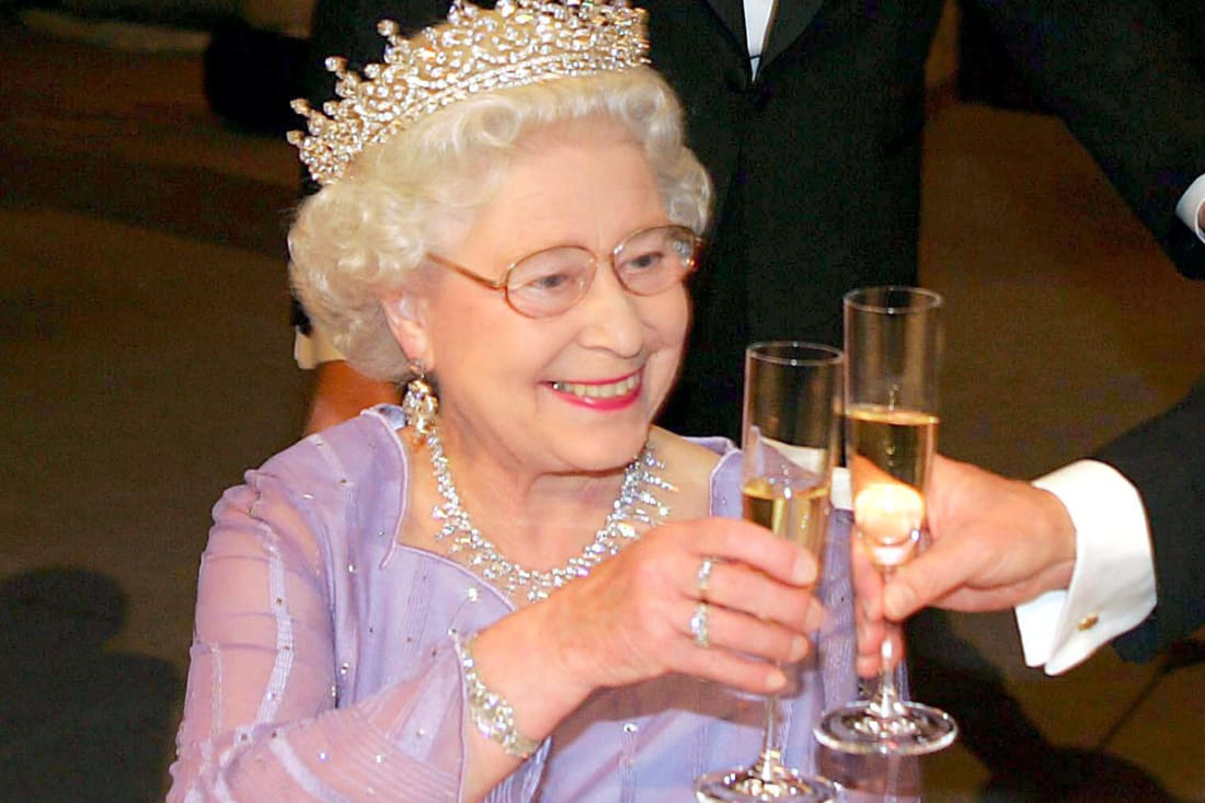 Drinks Adored By Royalty
