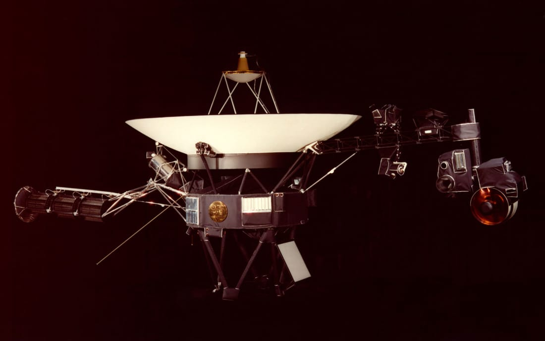 Voyager 2's Expedition
