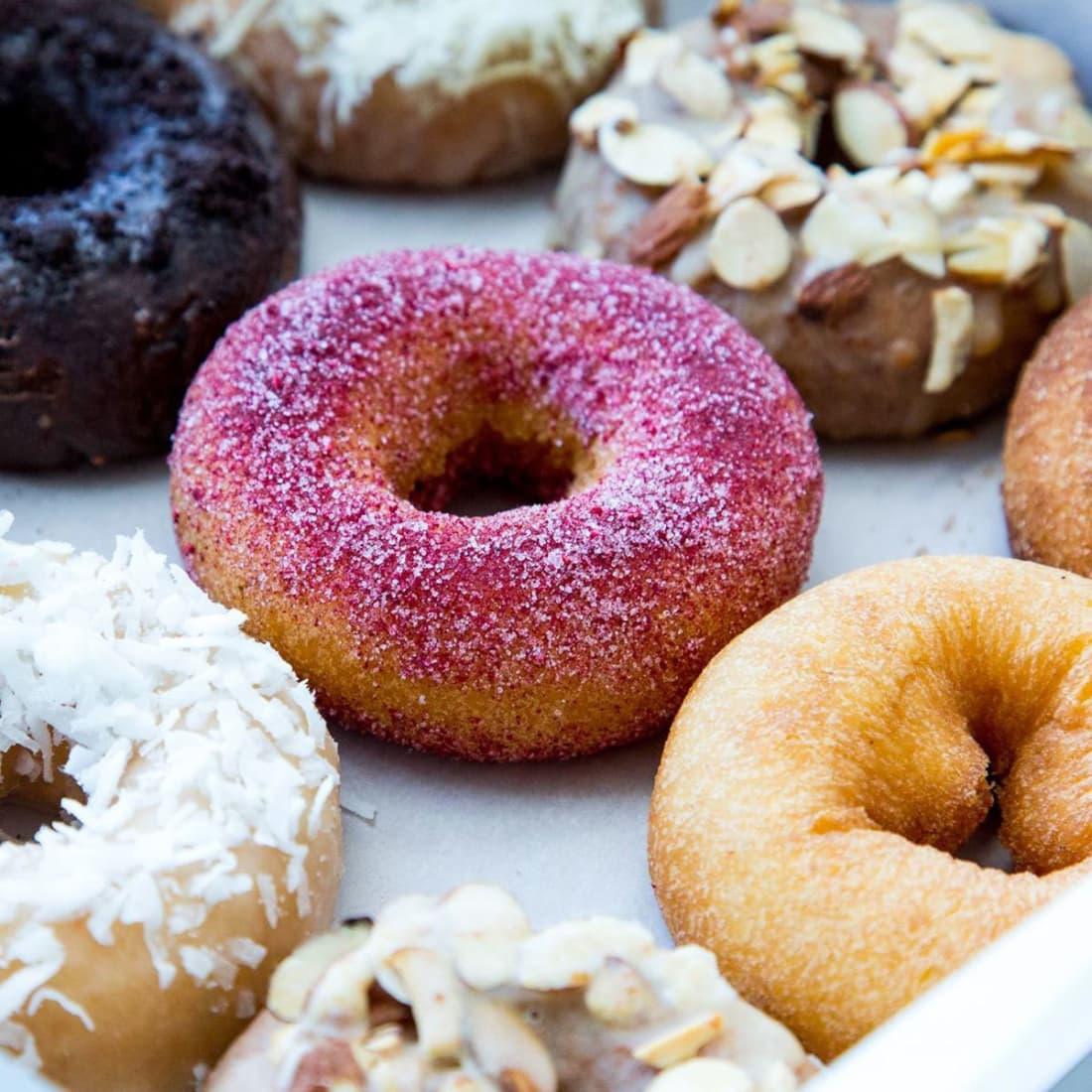 Photo via Underwest Donuts