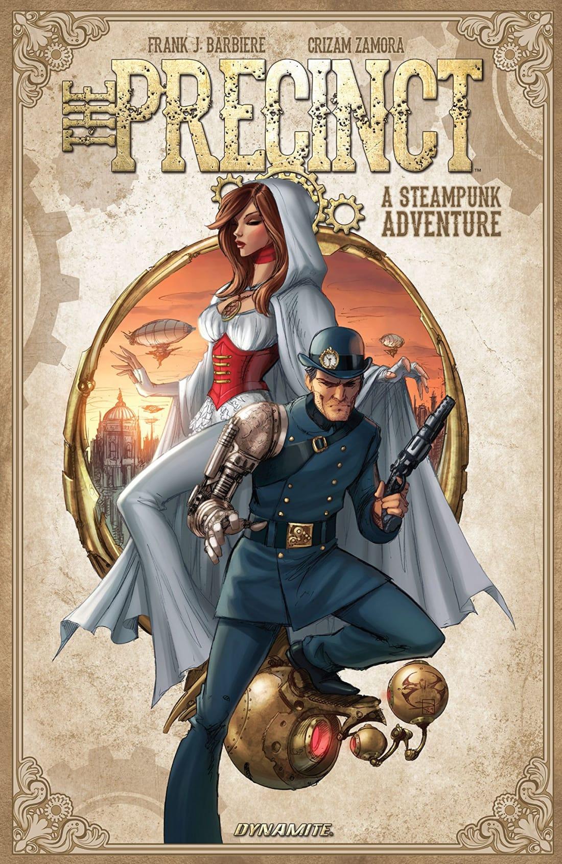 Cops, Mystics, and Steampunk