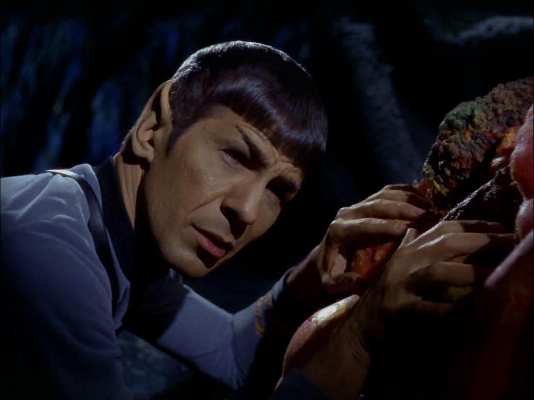 Rewatching... Star Trek: The Devil In The Dark