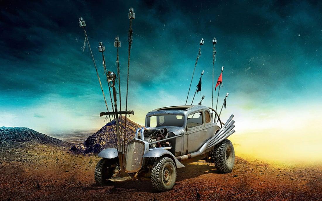 Nux's Car