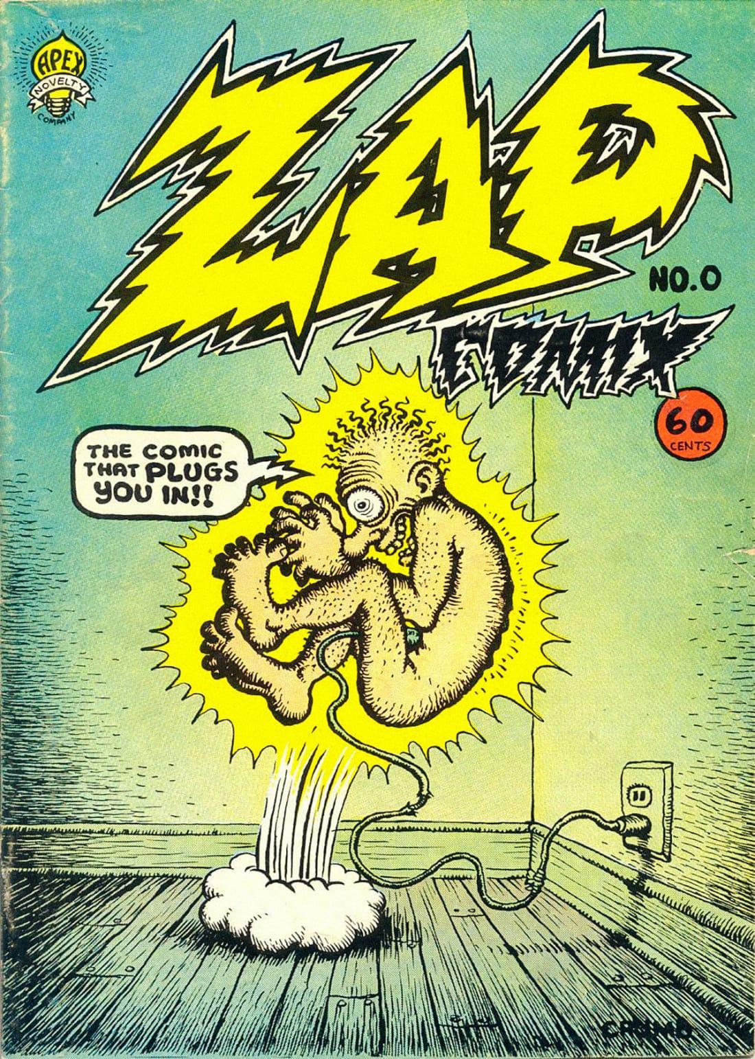Robert Crumb's Zap Comix