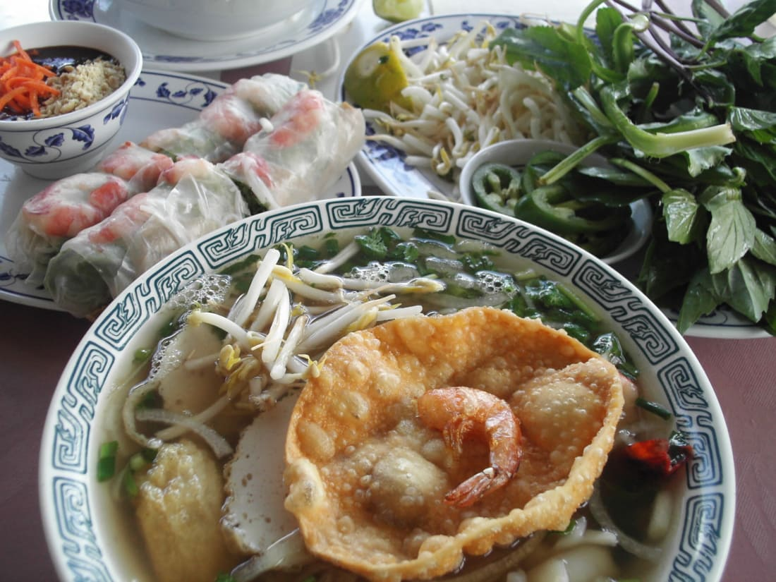 What is pho?
