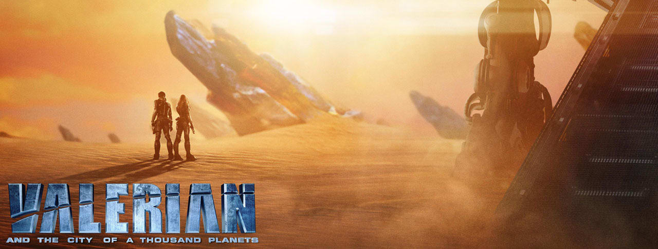 Everything You Need to Know About 'Valerian and the City of a Thousand Planets'
