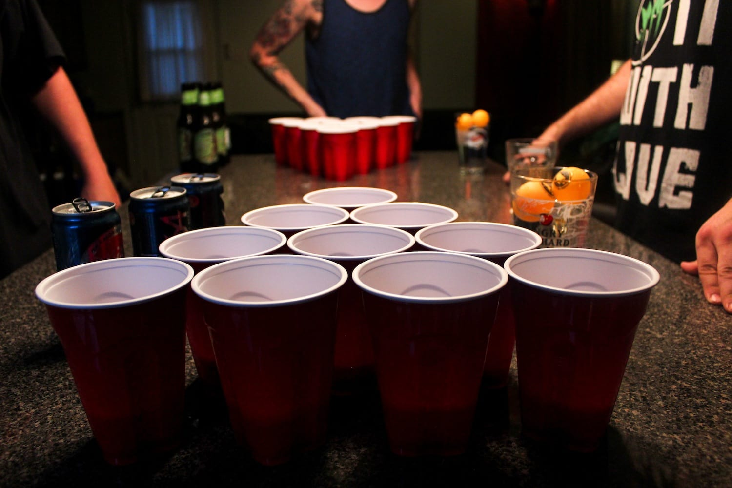 Drinking Games Youll Love To Play Proof - Four corners drinking game