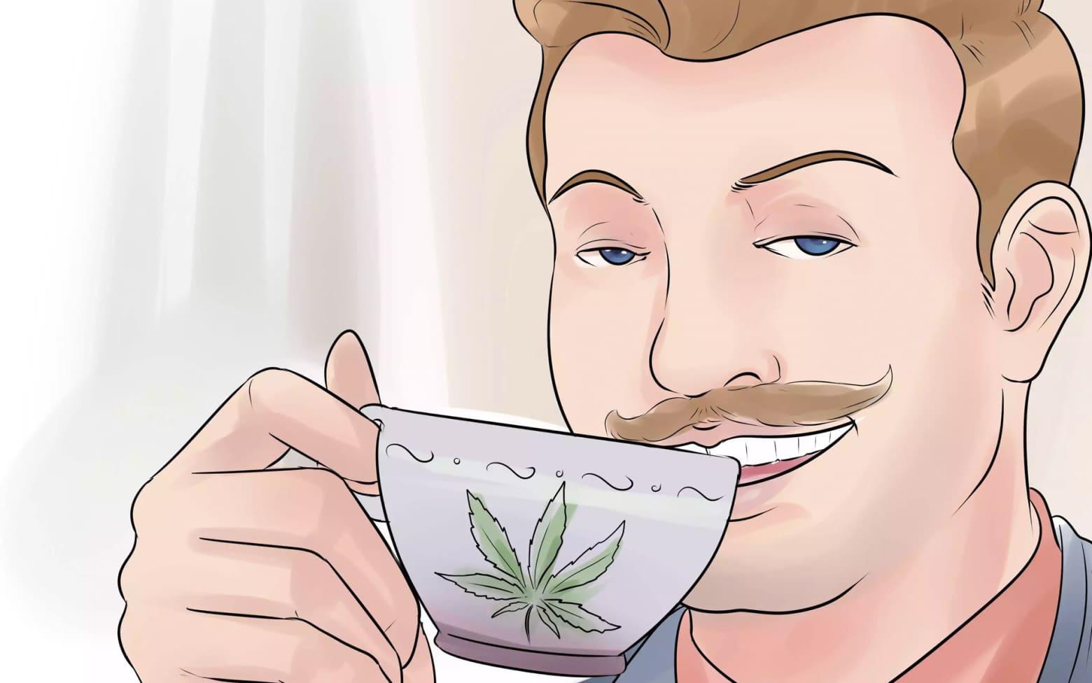 How to Make Cannabis Tea