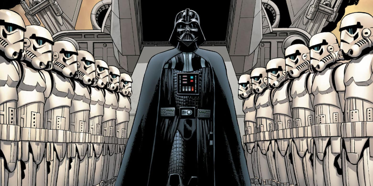 'Star Wars' Fan Favorite Kindle Comic Books