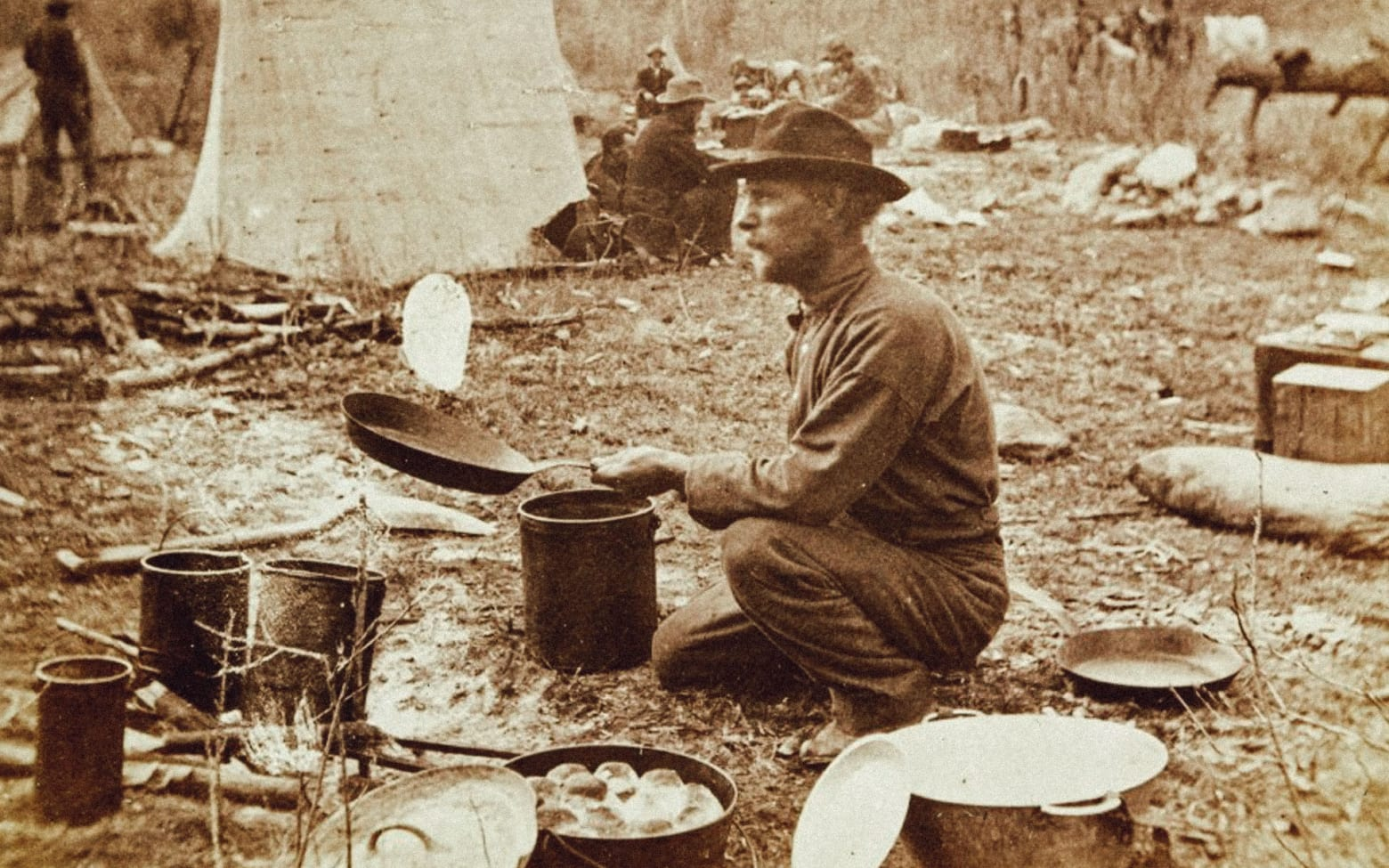 Food During The Civil War Recipes