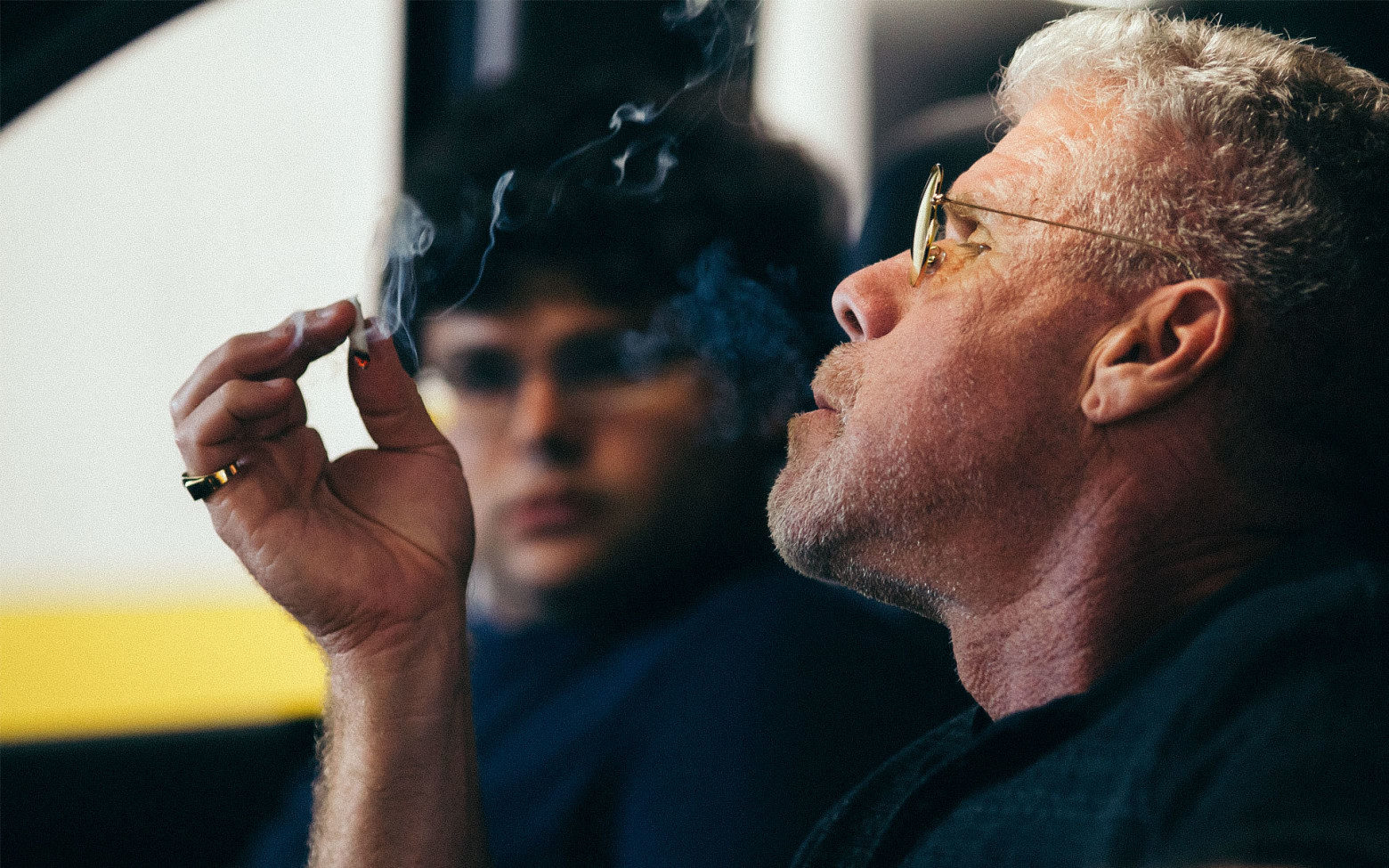 Ron Perlman in Kid Cannabis