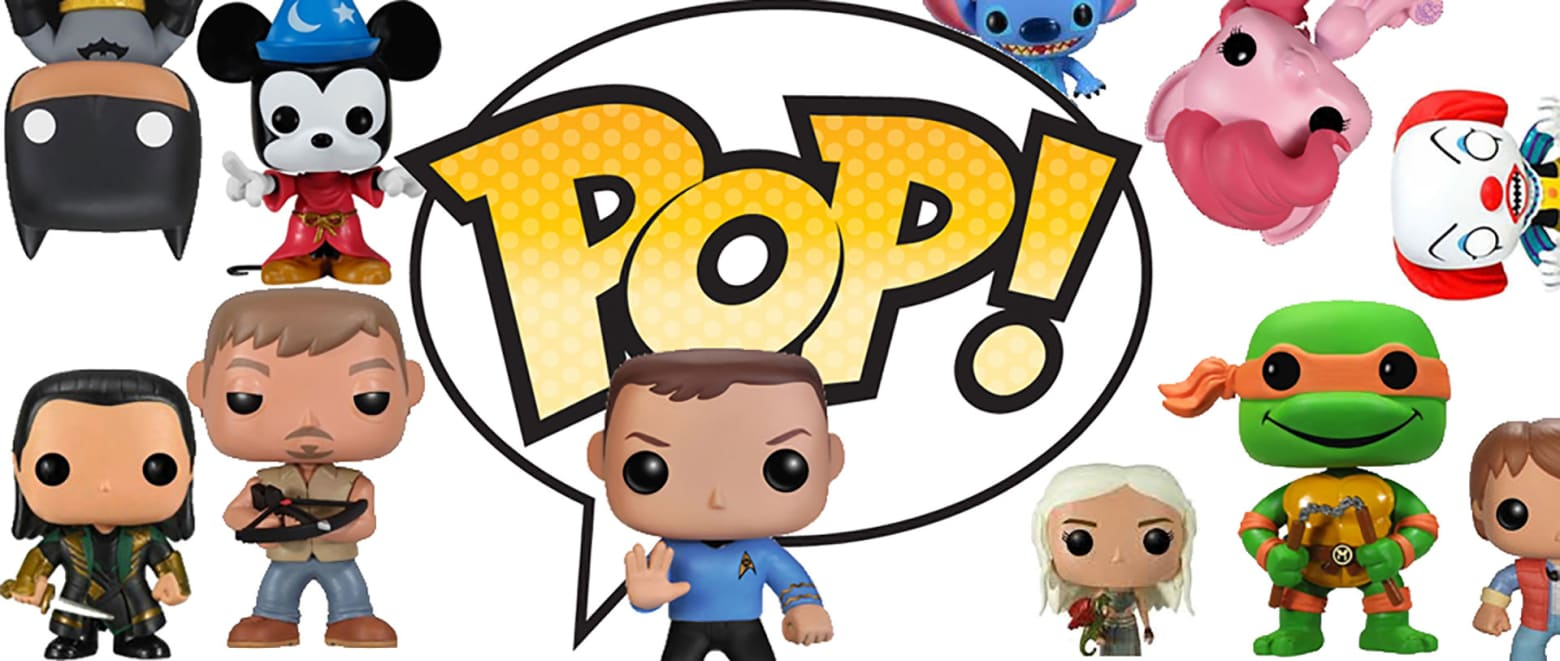 Funko Figures From TV Series