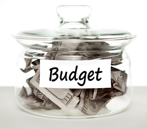 STEP 11: Make a budget… and make sure everyone is on board with it.