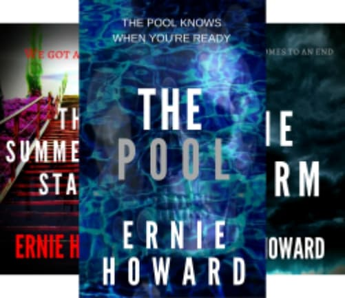The Pool Series. Available on Amazon.