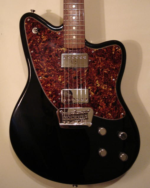Fender toronado not to be confused with grandmas gm oldsmobile fender toronado guitar sciox Choice Image