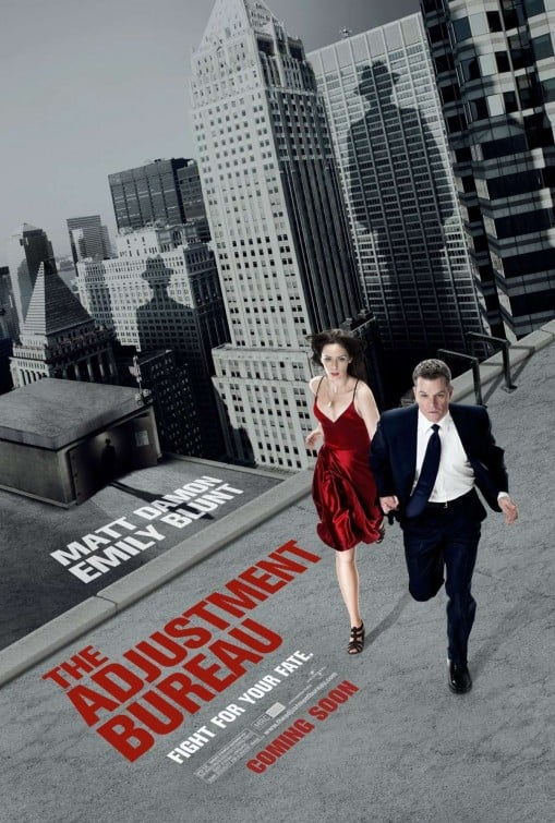 Free Will Gets A Chance In The Adjustment Bureau With Matt Damon
