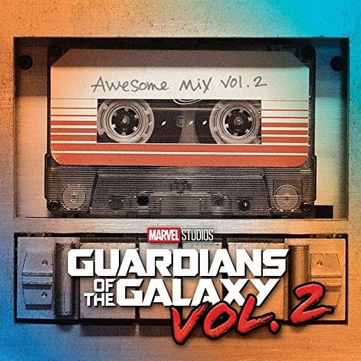 Awesome Mix Vol. 2 (Hollywood Records - Marvel Studios)