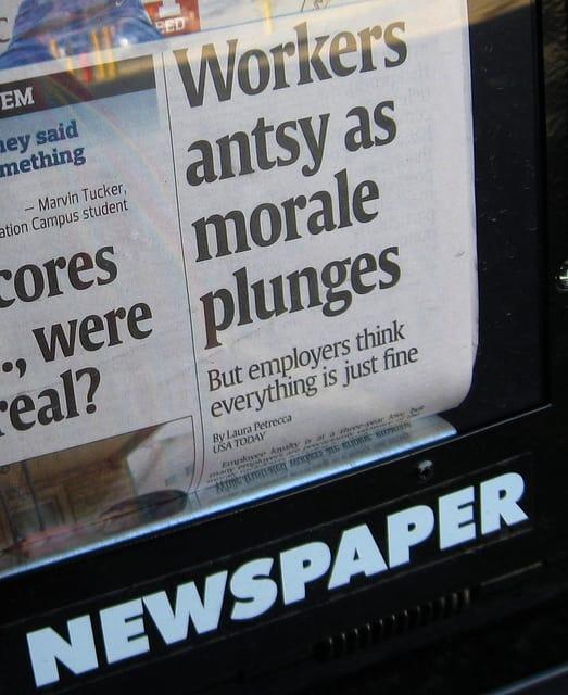 Lower Morale