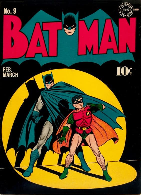 The Batman Gets a Boy Wonder