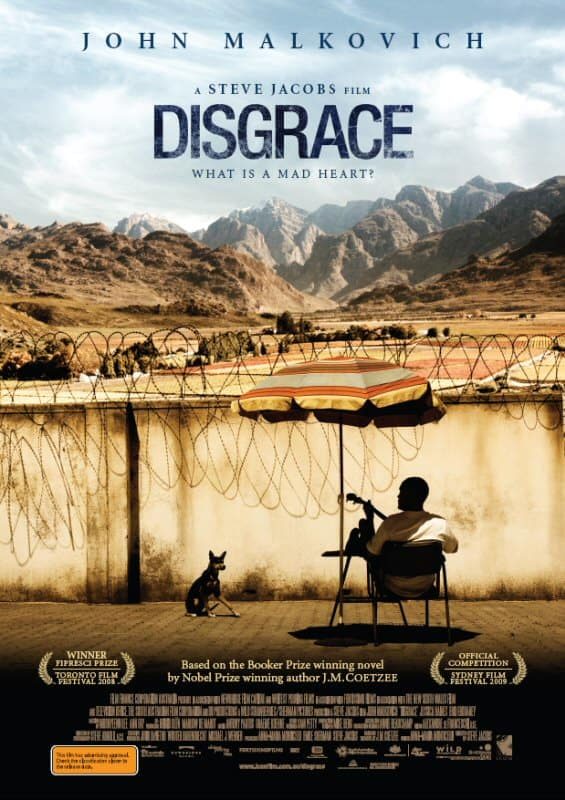 Post Apartheid in South Africa Film Received Much Accolade but Critics Probably Read the Book