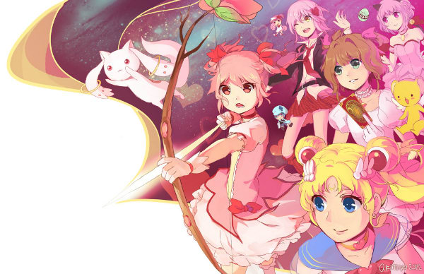 7 Great Magical Girl Shows