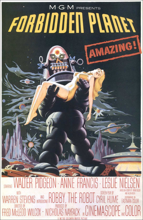 Robby - The Robot In His Greatest Role