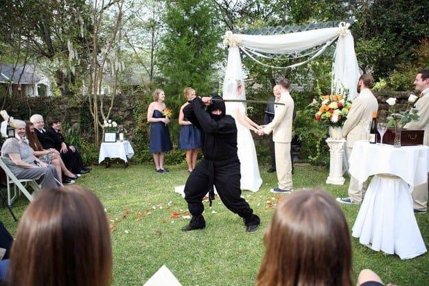 The Ultimate Geek Wedding