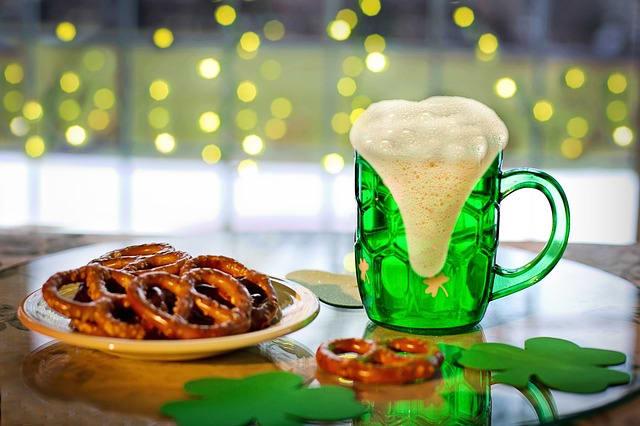 St. Patrick's Day Potluck Ideas