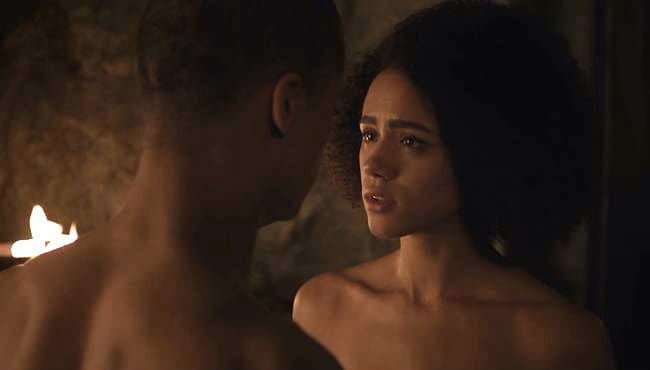 Get it Grey Worm!