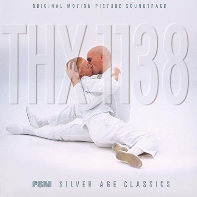 THX 1138 (1971) - original score by Lalo Schifrin