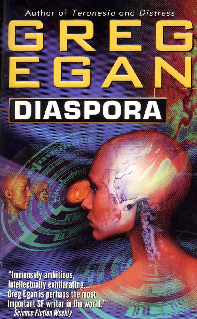 Diaspora by Greg Egan