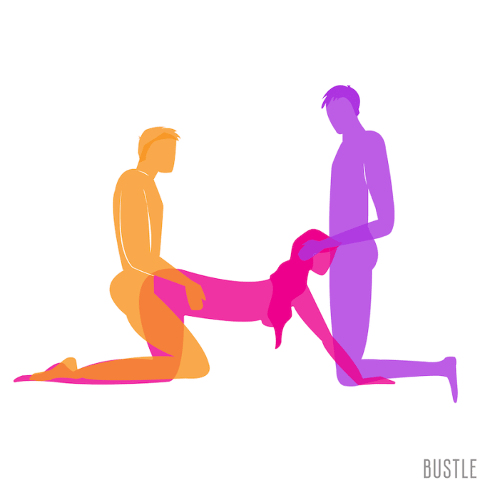 Position for threesome