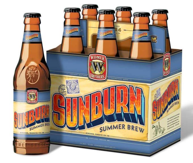 Widmer Sunburn Summer Brew