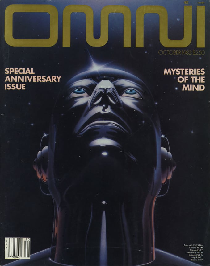 OMNI Magazine, October 1982