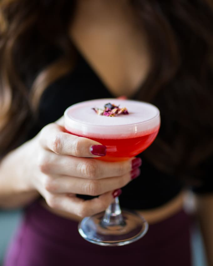 The Ruby Rose Cocktail - $40,000
