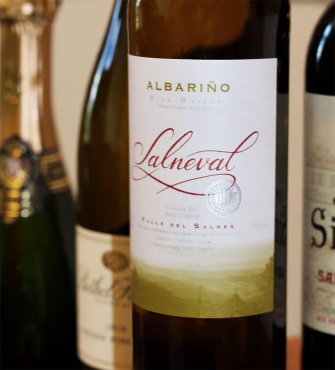 Salneval Albarino (Spain)