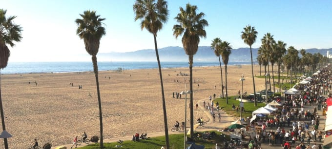 Venice Beach, my possible future home *sigh*