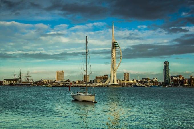 Portsmouth (image: Pixabay)