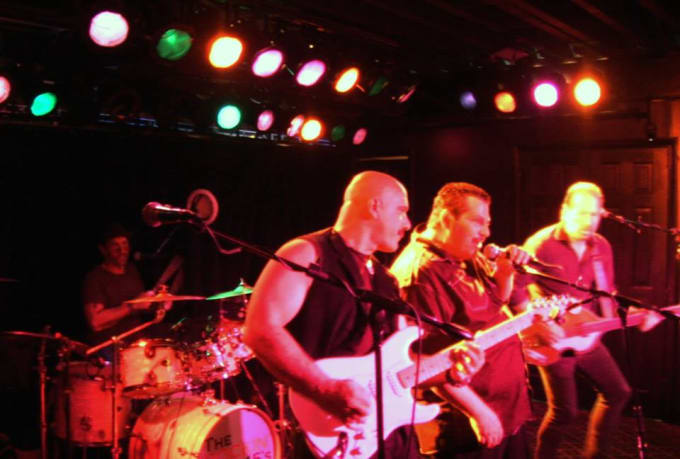 theRockin45s Performing Live