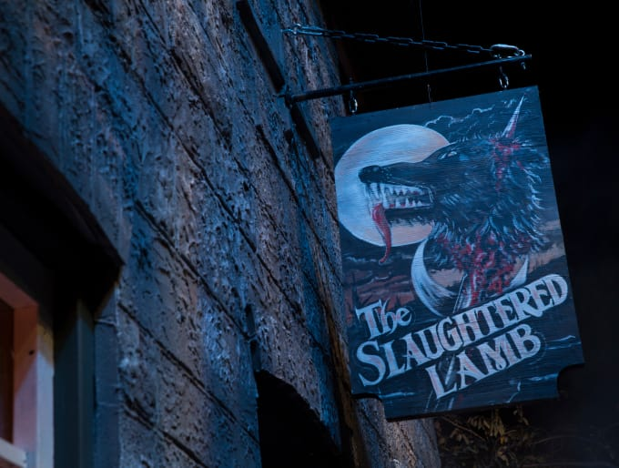 The Slaughtered Lamb - An American Werewolf in London