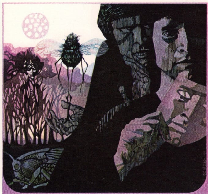 Cover art by Leo and Diane Dillon