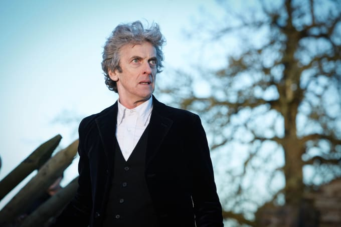 The Twelfth Doctor (Peter Capaldi) makes a stand.