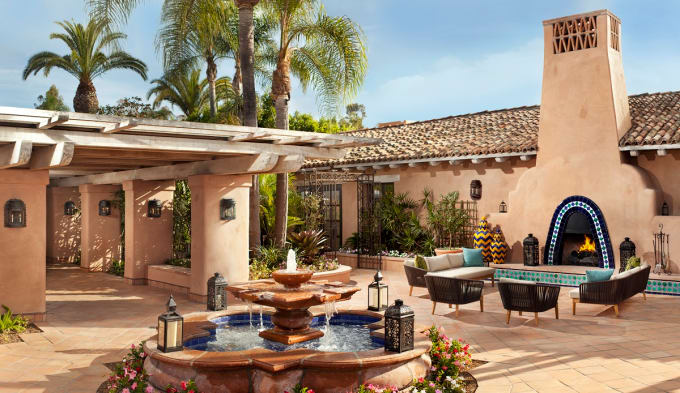 Rancho Valencia - Rancho Santa Fe, CA