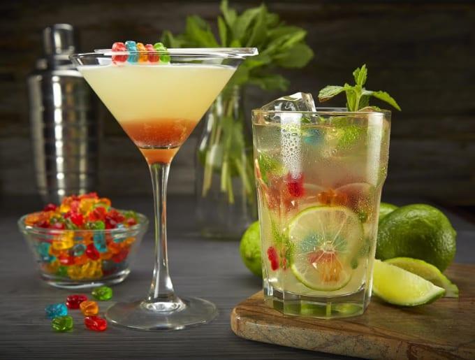 Gummy Bear Martinis