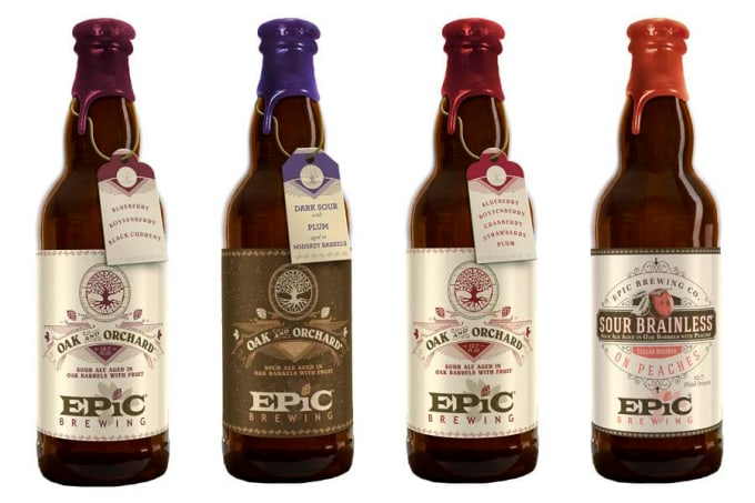 Epic Brewing's Oak and Orchard Series