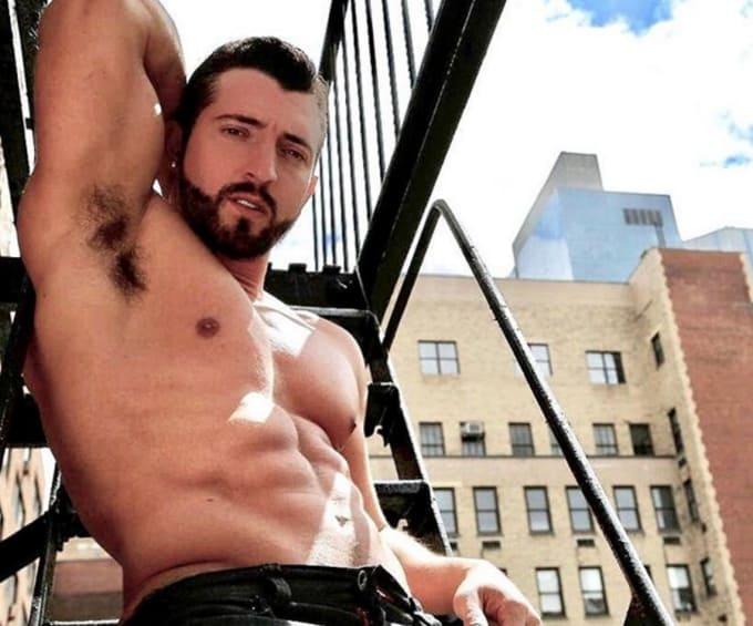 World Sexy Straight Male Gay Porn Photos
